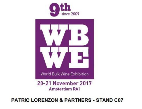9th WORLD BULK WINE EXHIBITION